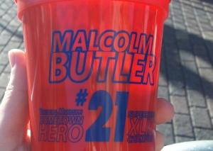 Vicksburg Malcolm Butler cup